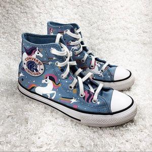 Converse Unicorn Hightop Sneakers